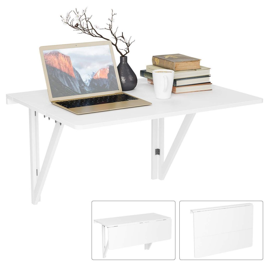 mesa plegable de pared portatil